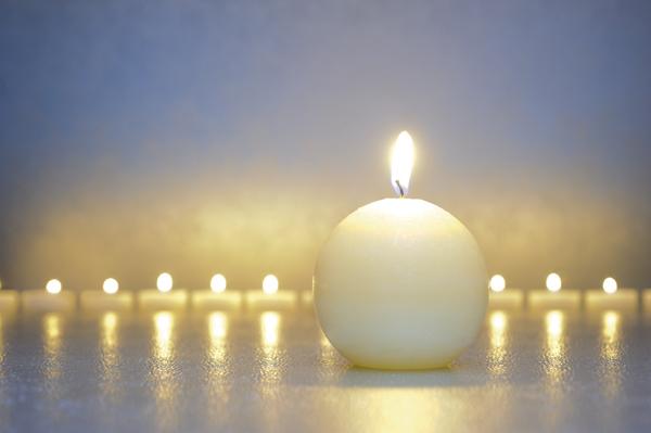 candle, presence